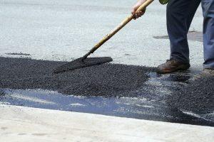 Pavement and Asphalt Repair in New Kent